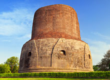 Dhamekh Stupa, India