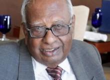 Professor AK Narain