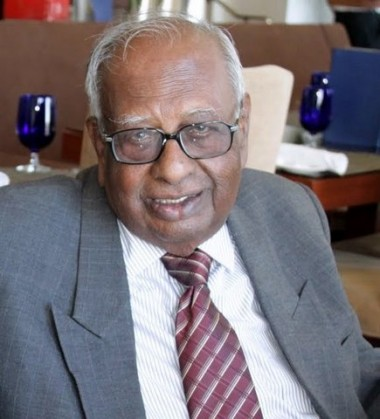 Professor A.K. Narain