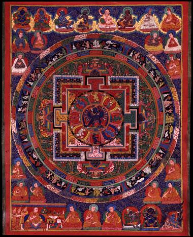 The Unseen in Tibetan Art
