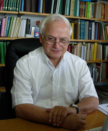 Prof. Michael Hahn, 1941 - 2014