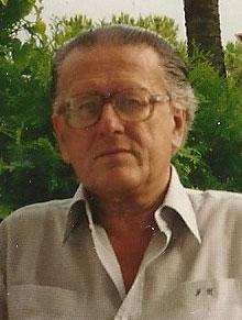 Professor Jacques May